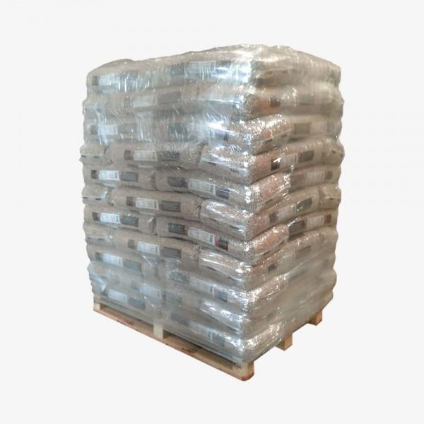 Premium Pellets A1, Holzpellets im Sack auf Palette (66 x 15 kg)