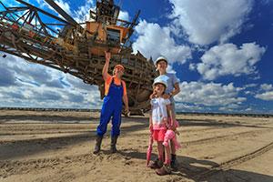 Tagebauarbeiter