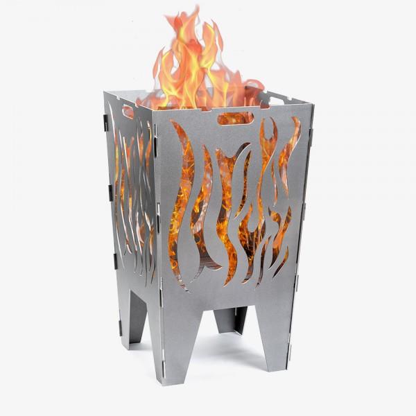 Feuerkorb Flame Stahl