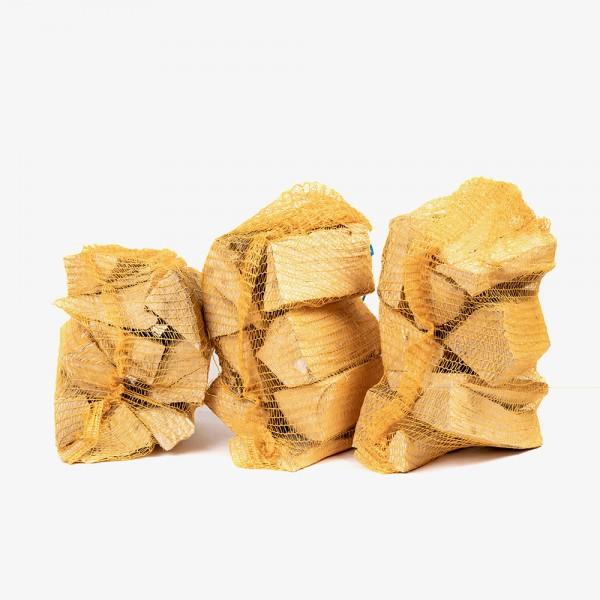 Brennholz-Paket: Kaminholz aus Buche (3 x 12,5 dm3)
